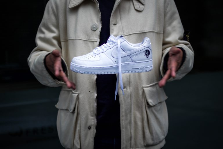 Nike Air Force 1 Roc-A-Fella Werbefotograf Hildesheim Hannover