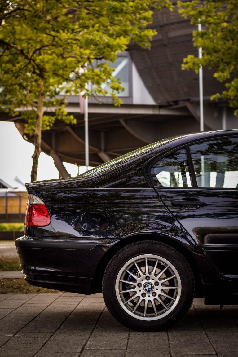 BMW E46 Automotive Fotograf Hannover