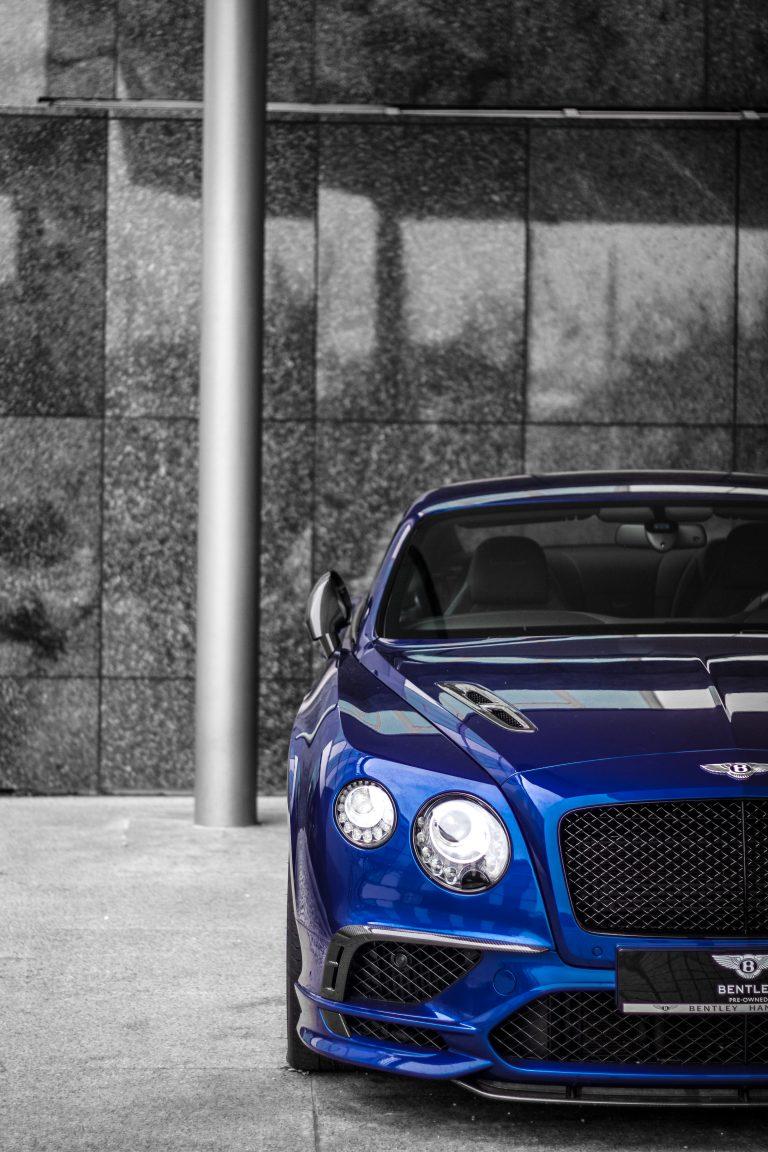 Bentley Continental GT Supersport Automotive Fotograf Hannover