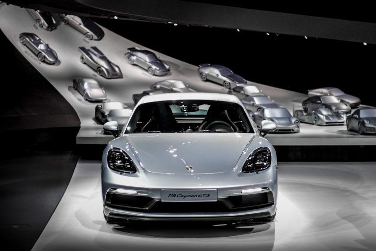 Porsche 718 Cayman GTS Automotive Fotograf Hannover