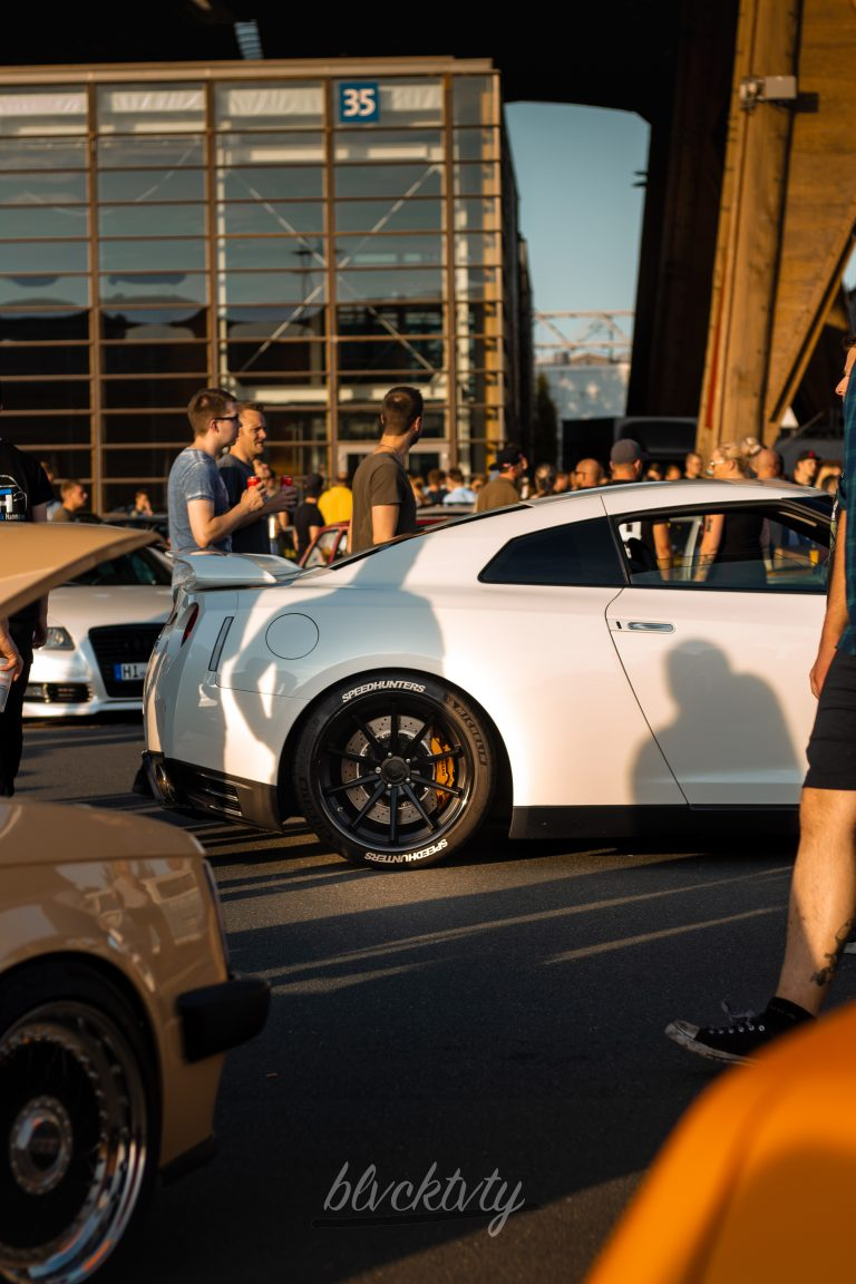 Speedhunters Nissan GT-R R35 Automotive Fotograf Hannover