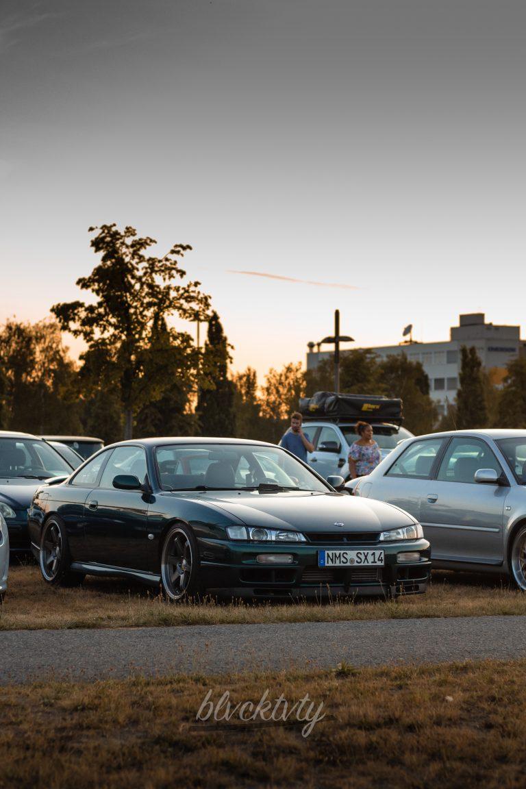 Nissan Silvia S14 Automotive Fotograf Hannover