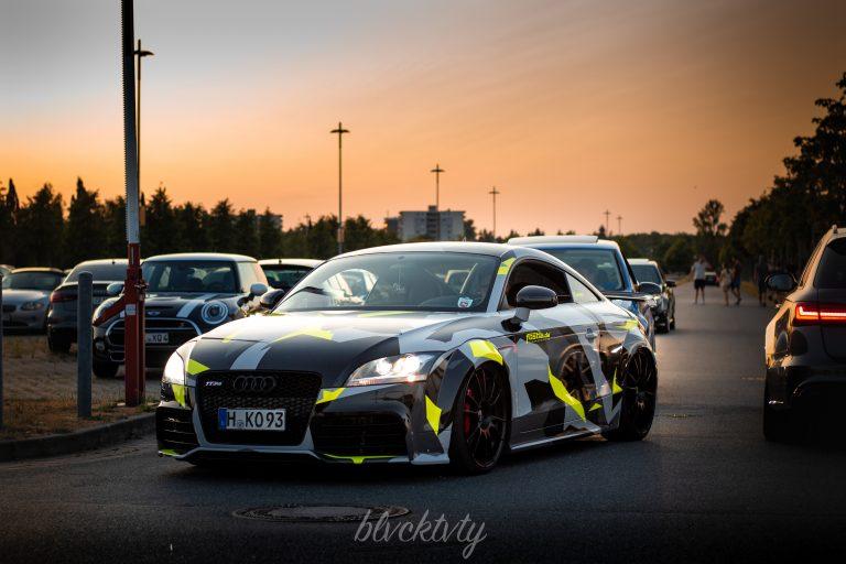 Fostla Audi TTRS Automotive Fotograf Hannover