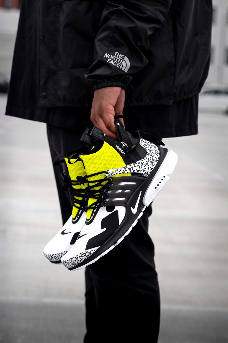 """Nike Air Presto x Acronym """"Volt"""""""