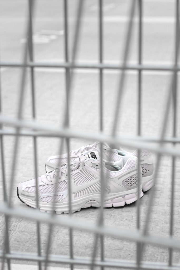 Grey Nike Zoom Vomero 5 SP